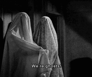 ghost, grunge, and quotes image