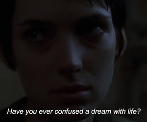 quote, girl, and girl interrupted image