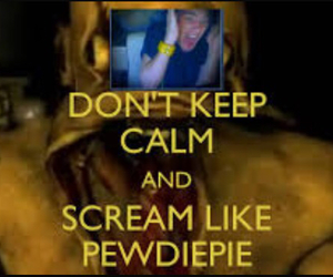 amnesia and pewdiepie image