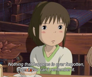 frases, quotes, and spirited away image