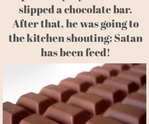 chocolate, father, and funny image
