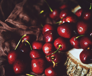 cherries, sweets, and food image