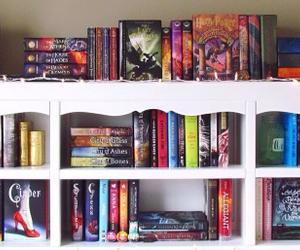 books, fandom, and reading image