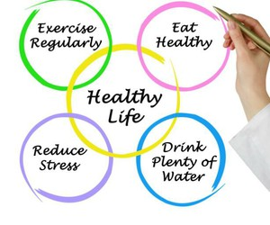 fitness, healthy living, and tips image