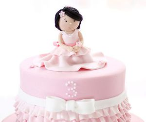 cake, cute, and lovely image