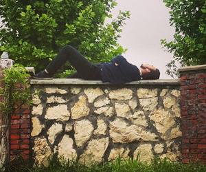 asleep, life, and sadness image