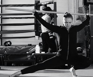 Powerful, UFC, and ronda rousey image