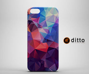 iphone wallpaper, geometric phone case, and fondos background image
