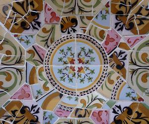 mosaic and azulejo image