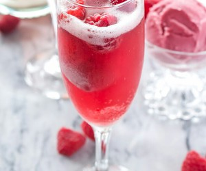 drink and fruit image