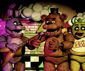 Bonnie, Chica, and Freddy image