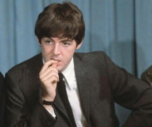Paul McCartney, 60s, and color image
