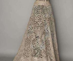 dress, renda, and vestido image