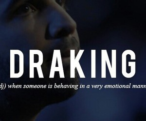 Drake, emotional, and funny image