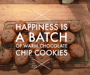 chocolate, happiness, and warm image