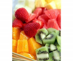 bright, color, and FRUiTS image