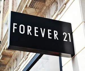 forever 21, fashion, and clothes image