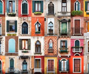 windows and door image
