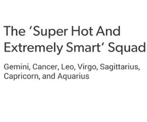 aquarius, cancer, and gemini image