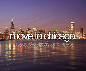 before i die, chicago, and perfectbucketlist image