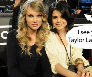 funny, selena gomez, and Taylor Lautner image