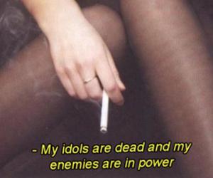 dark, grunge, and tumblr image