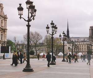 photography, paris, and city image