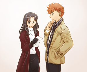 otp, fate stay night, and rin tohsaka image