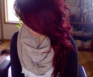 fashion, red hair, and pretty image