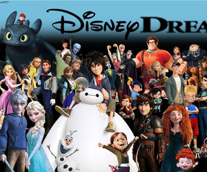 disney and dreamworks image