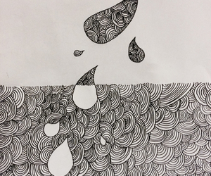 doodle, inspiring, and peace image