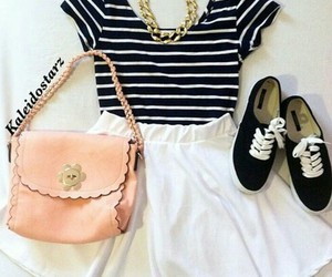 fashion, looks, and girly image