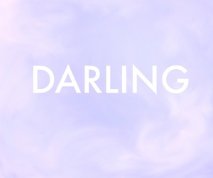 purple, darling, and pastel image
