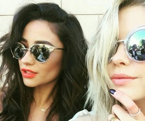 shay mitchell, ashley benson, and pretty little liars image