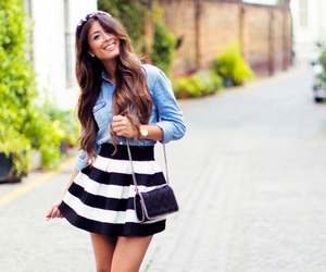 fashion, hair, and happy image