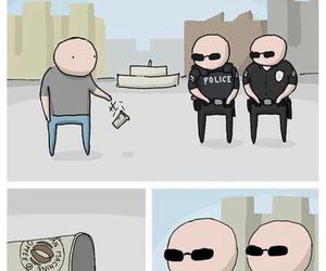 funny, gta, and cops image
