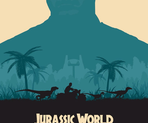 Jurassic Park, chris pratt, and jurassic world image
