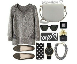 casual, dress up, and fashion image