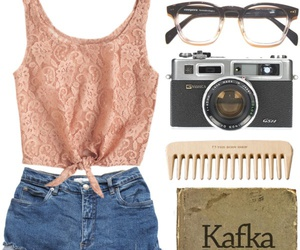outfit, shorts, and top image