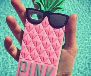 fruit, ok, and pink image