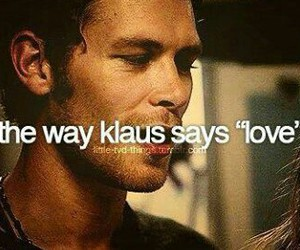 klaus, tvseries, and tvd image