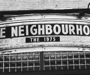 music, the neighbourhood, and the 1975 image