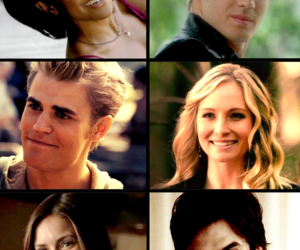 team, jeremy gilbert, and Vampire Diaries image