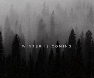 winter, game of thrones, and quotes image