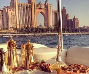 Dubai, luxury, and travel image