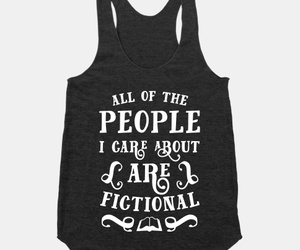book lover, fictional characters, and nerdy gifts image