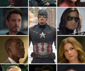 captain america, Hulk, and iron man image