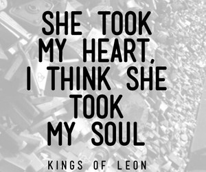 closer, kings of leon, and soul image