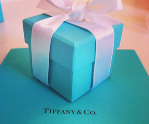 blue, bow, and engagement image