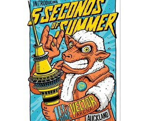 5sos and poster image